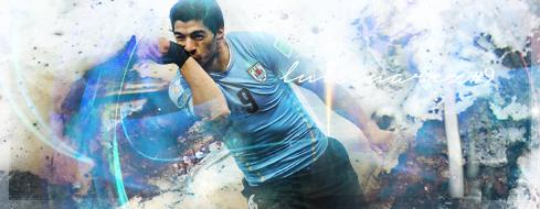 Luis Suarez by MorBarda