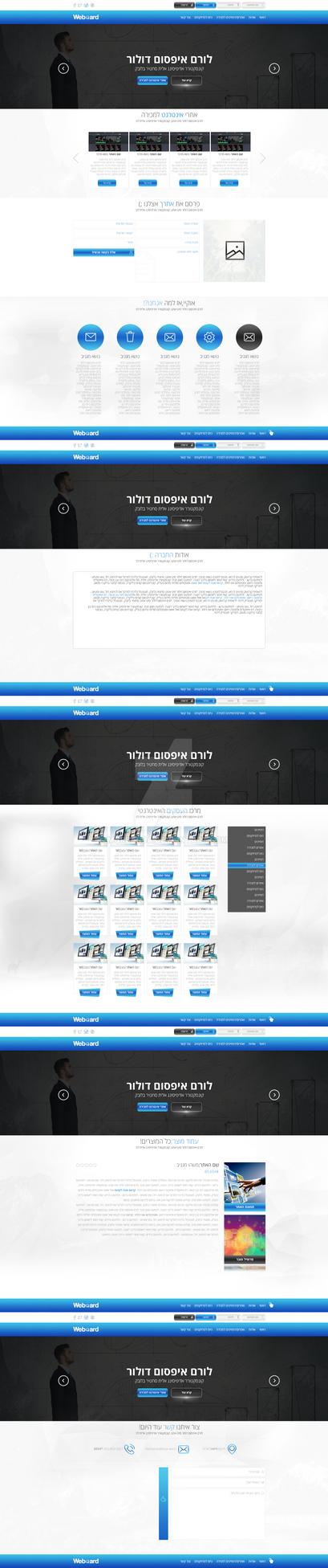 Website design - Weboard - SOLD by MorBarda