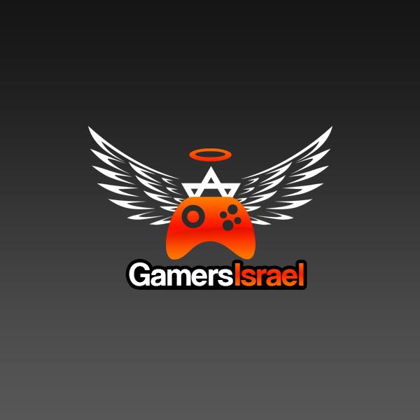 Logo - Gamers Israel - SOLD by MorBarda