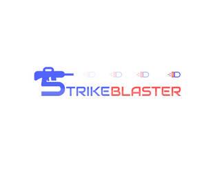 Logo Design - Strike Blaster - SOLD by MorBarda