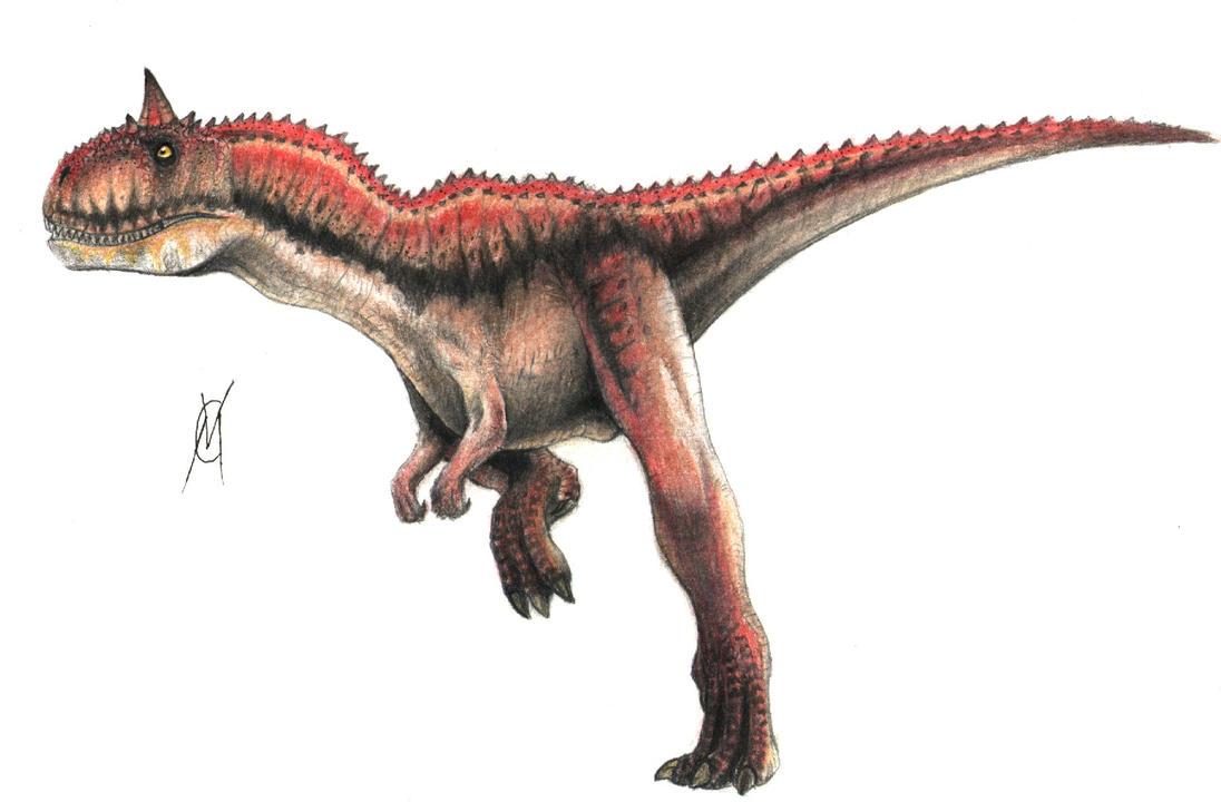 carnotaurus by VyToR