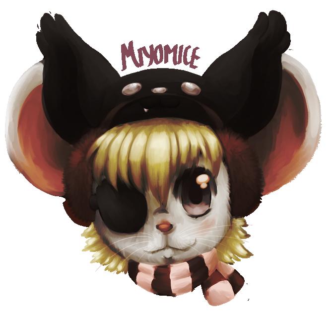 [Transformice] Miyomice by Pyrubble