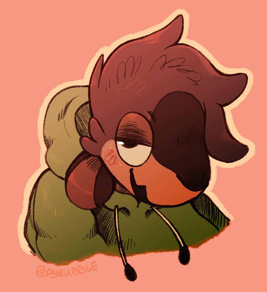 Finn by Pyrubble