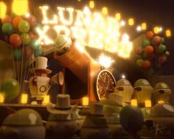The Lunar Xpress