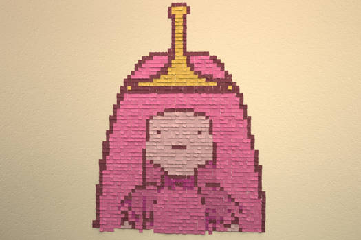 PostIt Princess Bubbleum