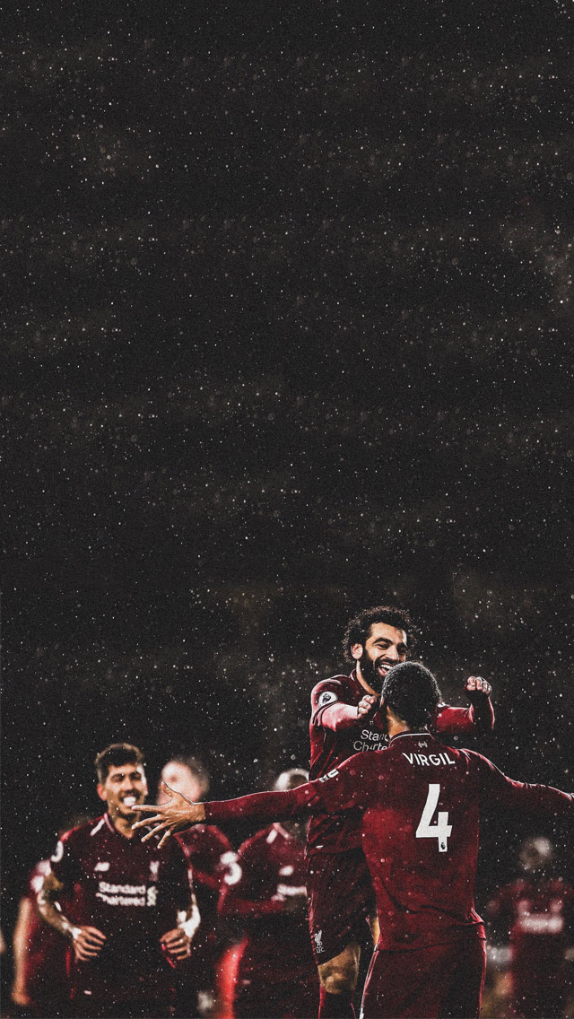Liverpool Fc Iphone Wallpaper 18 19 Season By Seagles567 On Deviantart
