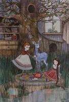 nursery by AnnWeaver