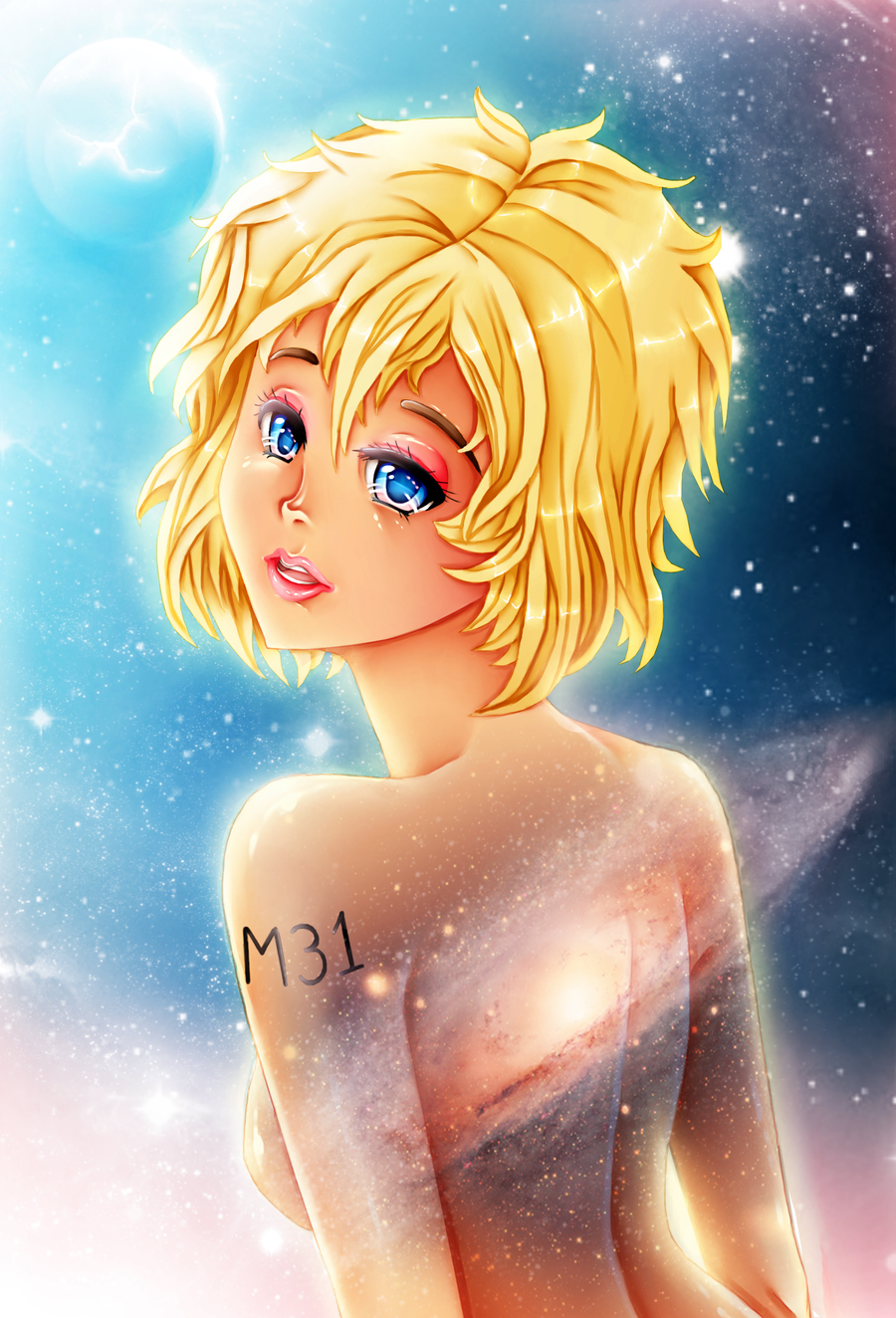 M31 by M-3-1