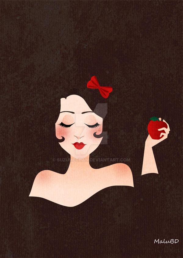 Snow White by SuzumeChan