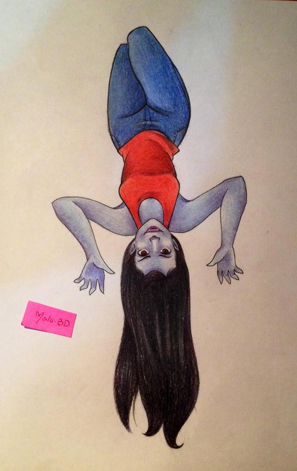 Marceline by SuzumeChan