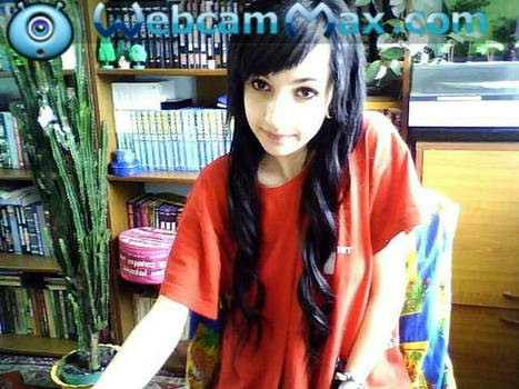 Webcam selfie by PantyhoseGirl111