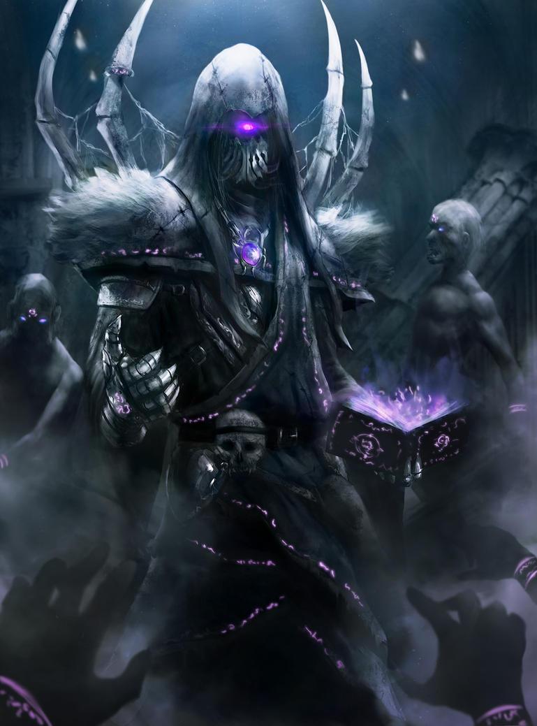 Warlock by AbelVera