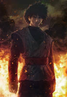 Goku Black Revealed by AbelVera