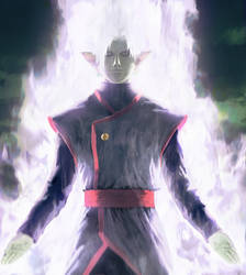 The birth of Merged Zamasu