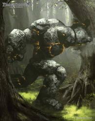 Dragonborne TCG Stoneskin Charger
