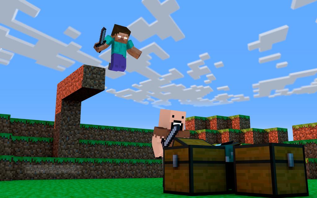 Herobrine | Lego Minecraft Stop Motion Wikia | FANDOM