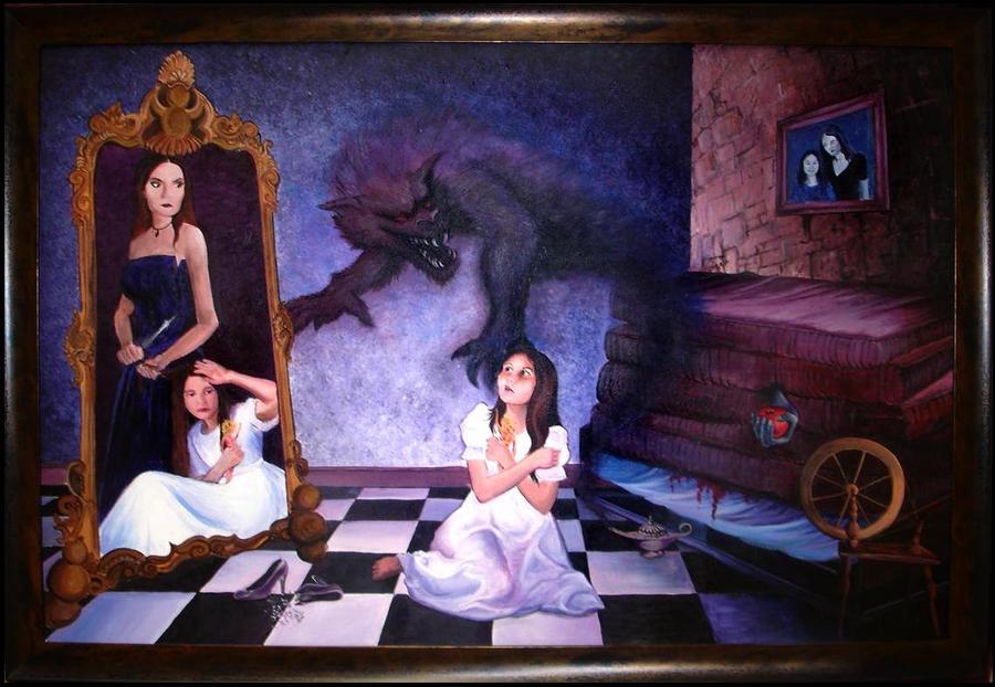 Fairytales Corrupt by MystAngel
