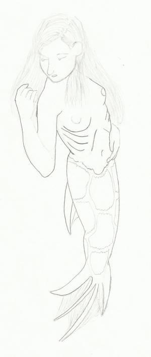 Mermaid for BeautifullyRand0m