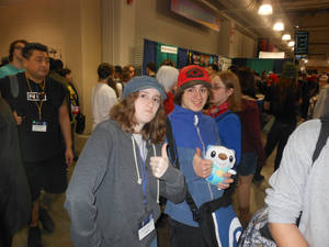 Anime Boston 2014: AWKWARD ZOMBIE