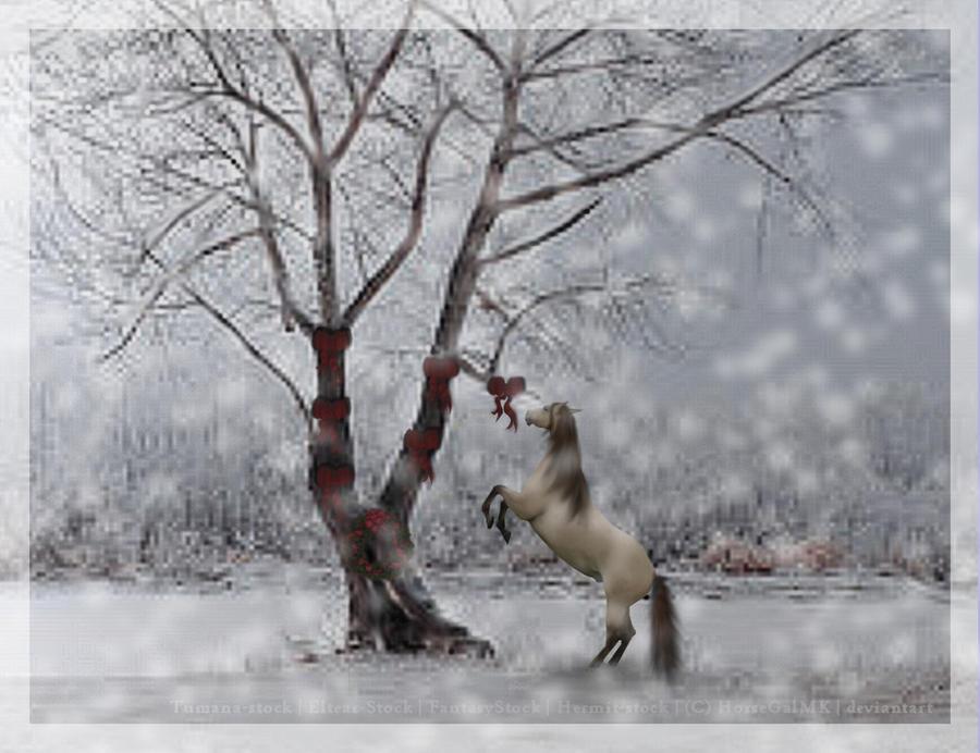 Winter Wonderland by HorseGalMK