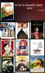 My Top 10 Favorite Movies
