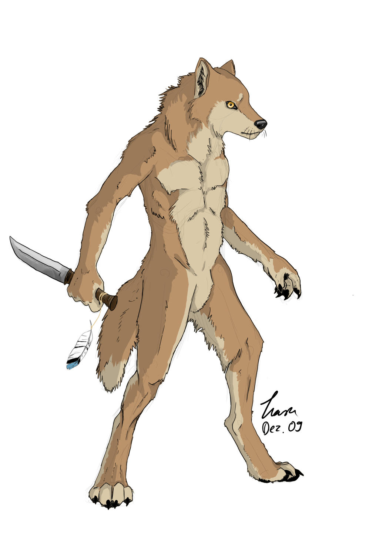 Wolf anthro animated porn movies