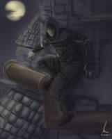 Sneaksie Thief by KeksWolf