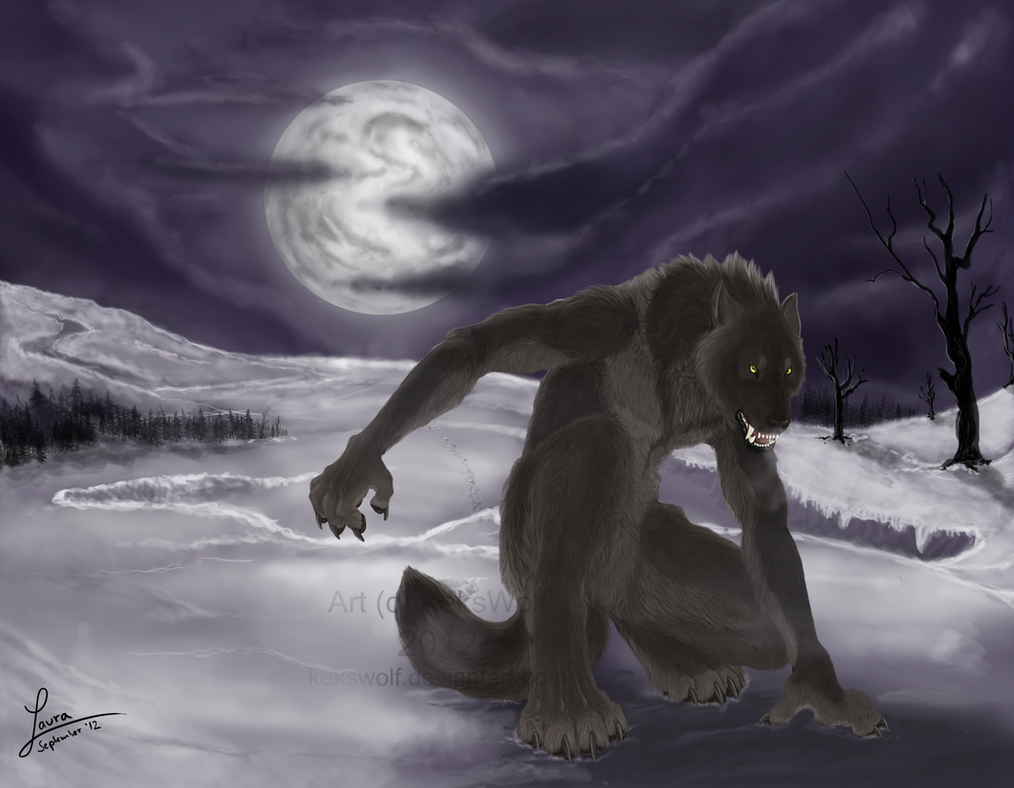 Darkness closing in by KeksWolf