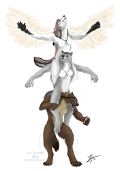 Lift you up - Commission