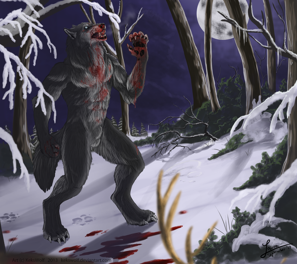 Prey - Commission by KeksWolf