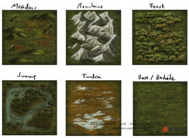 Map Tiles - [Game Project] by KeksWolf