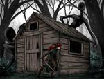 Laume Vs the Shadowmen