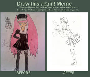 Before n' After by IRuleTheUniverse
