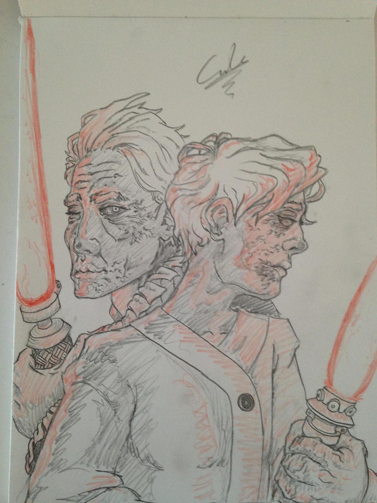 Generic Sith #2 by Cid-Alderlaine