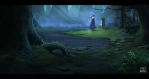 Ayne's Journey Concept by fabianrensch