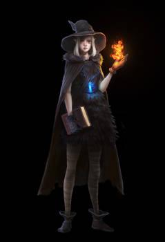 Ayne's Journey - Ayne the little witch