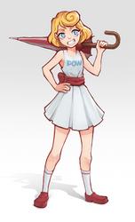 Brella - Character Design by fabianrensch