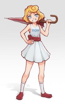 Brella - Character Design