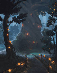 Heartstone: The Weeping Grove - Book Cover