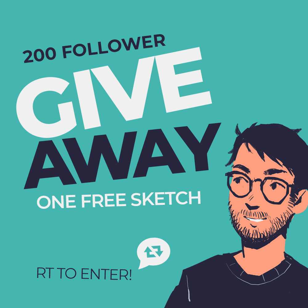 Giveaway 200