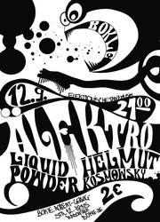 Elektro Part 3 Flyer by smoothOne