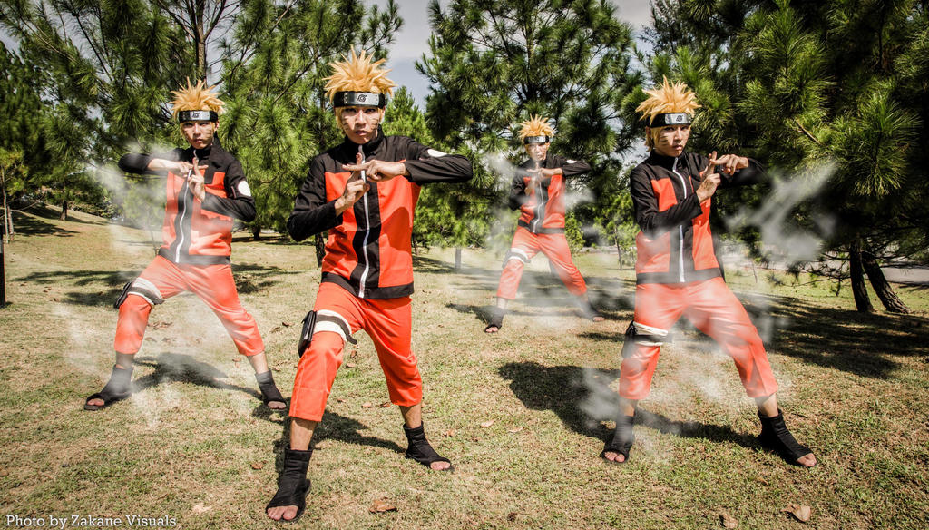 Naruto from Naruto Shippuden by Zakane