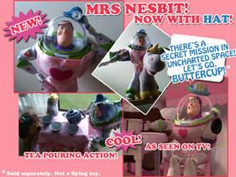 The NEW Mrs Nesbit by JessieHeart
