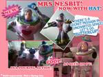 The NEW Mrs Nesbit