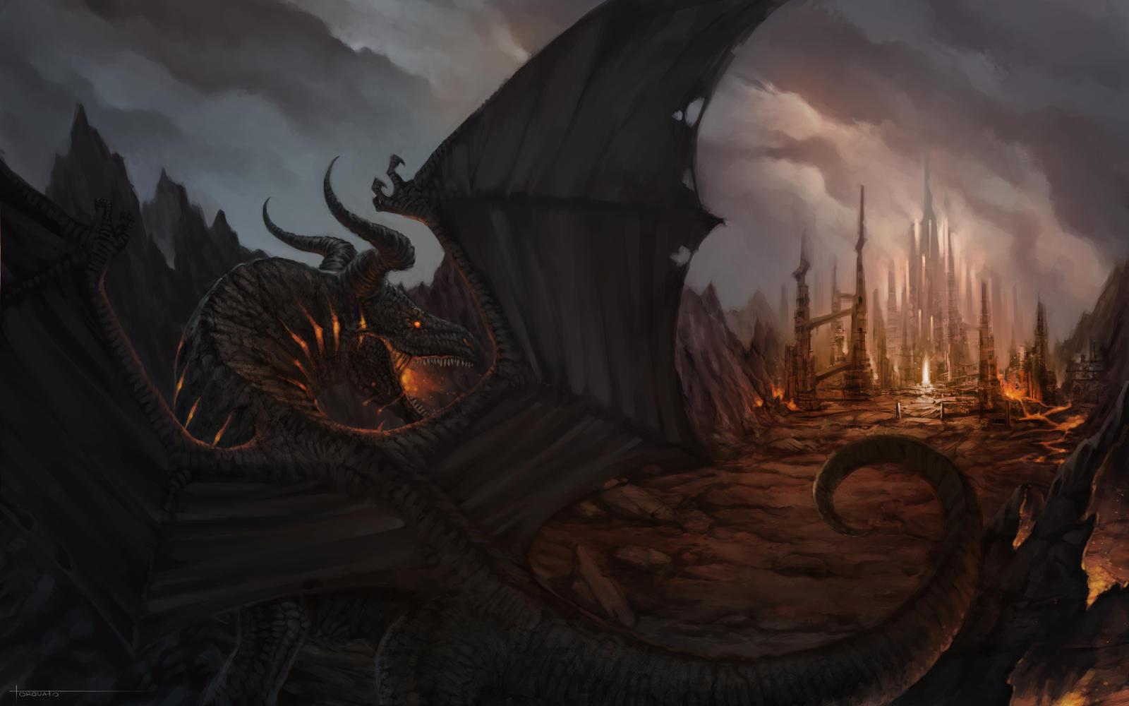 Dragon Images - Public Domain Pictures - Page 1