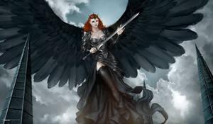 Black Wings Of Justice