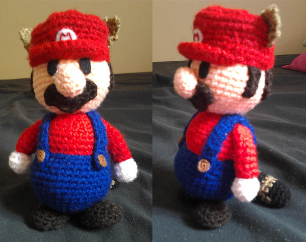 Amigurumi Free Patterns Beginners : amigurumi Mario bros by MirthaAmigurumis on DeviantArt