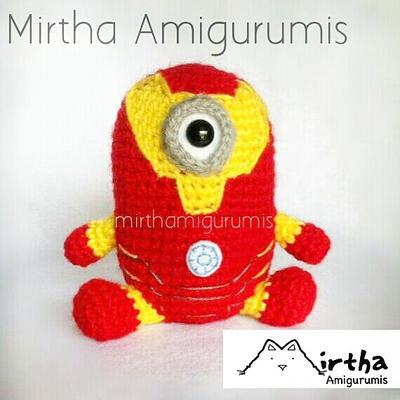Iron Man Amigurumi Crochet Patterns Ideas Free – CrochetIdeasFree | 400x400