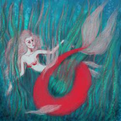 Mermaid by Nyachelle