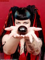 Dark Crystal Ball by AmeliaG